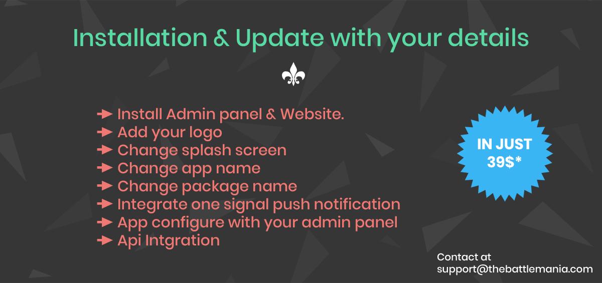 Installation & Updates